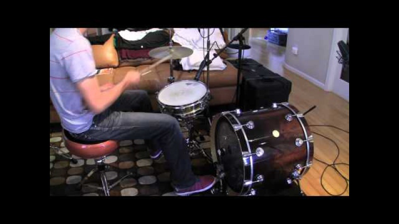 Basic Timba Beat for Drum Set