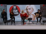 Bebe Rexha - Me Myself &amp I (iHeartRadio Live Sessions on the Honda Stage)