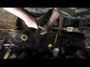 Самодельный трактор Процесс сборки Поставил ступицы 12