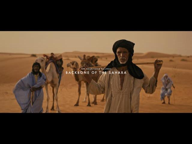 PREVIEW 1 The Mauritania railway - Backbone of the Sahara