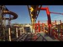 Zamperla Volare Coaster (Sittler-Koidl) Prater Wien Vienna 2013 POV Onride