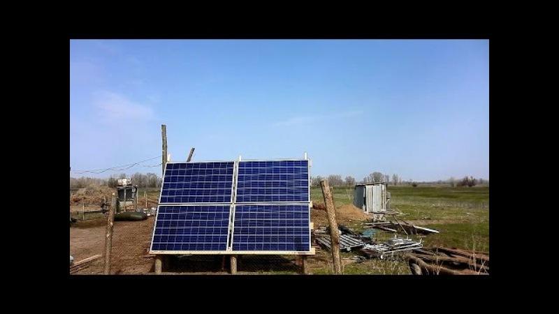Электростанции своими руками для дома