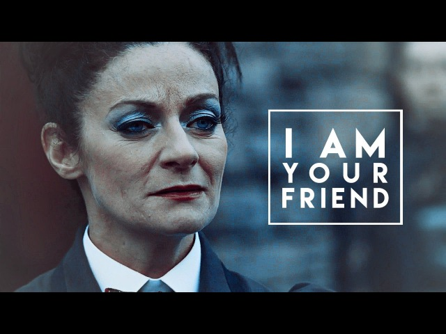 ❝i am your friend.❞   missy/the doctor.