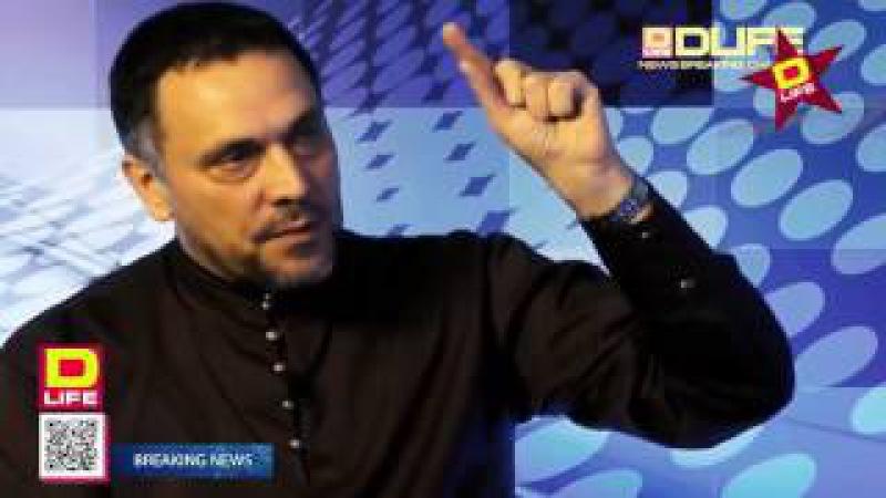Максим Шевченко Я принимаю Ислам всем сердцем как самую чистую религию в мире