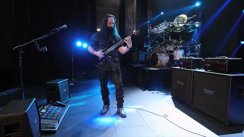 John Petrucci - Music Man JP-16 MESA Boogie JP-2C Tone demo