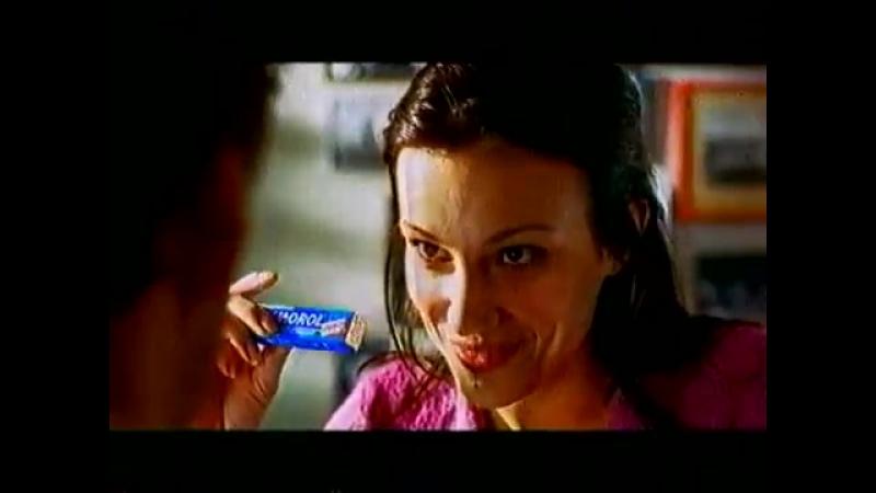 Реклама (ТВЦ, 08.04.2000) Савинов, Stimorol, Europa Plus, Tchibo » Freewka.com - Смотреть онлайн в хорощем качестве