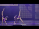 Агеева Мария и Агаркова Алина.Танцуй Донбасс-2016