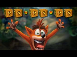 Crash Bandicoot N.Sane Trilogy — анонс даты выхода
