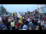 Саакашвілі прарываецца ва Ўкраіну