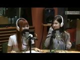 170726 Лалиса (BLACKPINK) упомянула Момо на радио MBC @ FM4U's Kim Shinyoung's Noon Hope Radio.