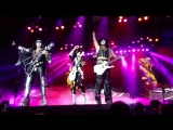 KISS - Black Diamond  Rock and Roll All Nite (August 20  2017) Aurora  IL - RiverEdge Park