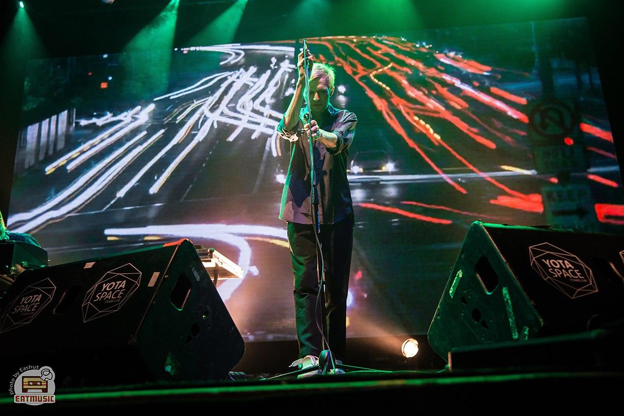 27 января 2017 Jay-Jay Johanson в Yotaspace: репортаж, фото Екатерина Шуть