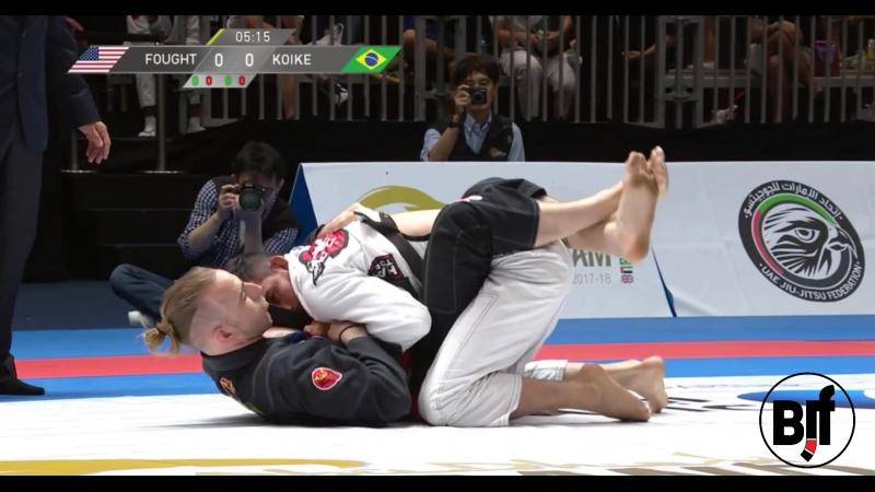 Eric Fought vs Kleber Koike 2 TokyoGS