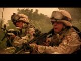 Черный ястреб 2: Зона высадки Ирак (2005). Последний бой американцев с иракскими повстанцами. Рукопашка.