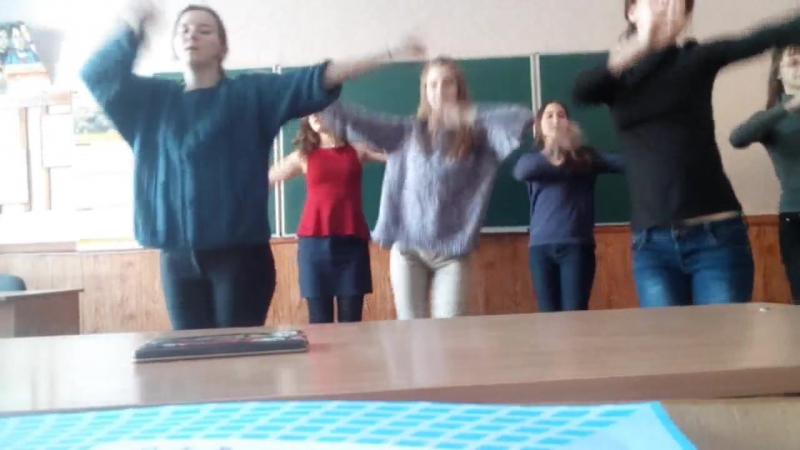 Супер быстрое видео танца буги вуги стиляги 10 класс
