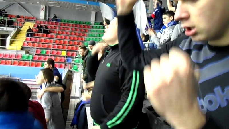 Буран - Динамо (Балашиха). Последний матч сезона. Cектор L (07.02.2017)
