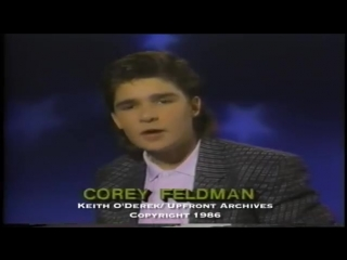 Corey Feldman Anti Drug PSA - Produced and Directed by Keith ODerek