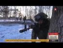 Спецназ ВВО бесшумно уничтожает «террористов» кадры учений АрмияРоссии