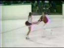 1984 Наталья Бестемьянова - Андрей Букин произвольный танец
