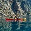 Поход на морских каяках в Крыму