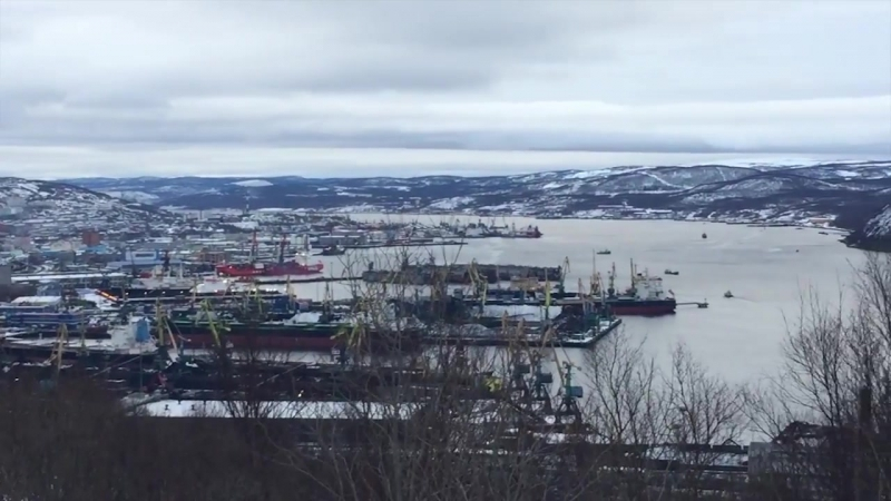 Заполярье. Мурманская область _ The Arctic. Murmansk region
