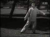 Тайцзицюань стиля Ян в исполнении Ню Чуньмина ученика Ян Чэнфу