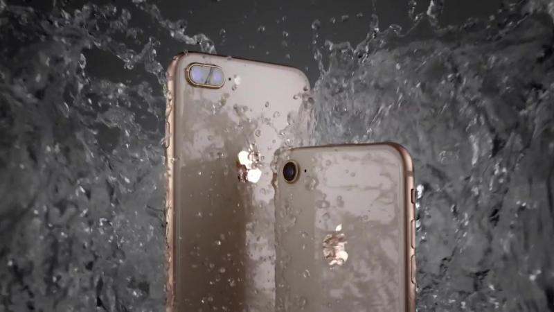 Презентация iPhone 8 и iPhone 8 Plus (на русском)