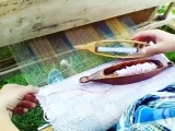 Тку пряник на Ирбитской ярмарке