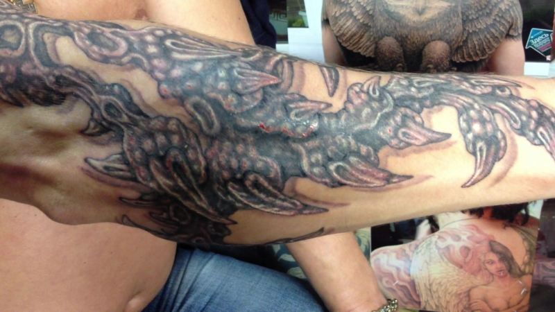 Tattoo Salon VIP-Centr Братск