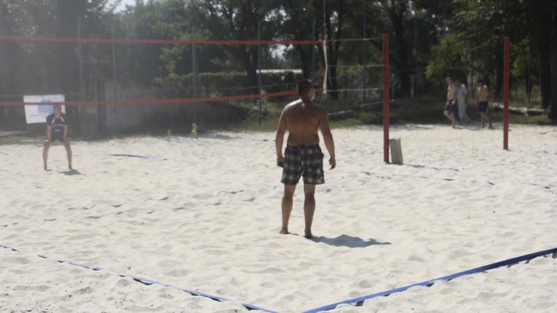 Пляжный Волейбол часть 4