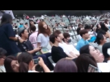 [fancam] 170708 Чону на концерте SMTOWN