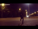 SNBRN - gangsta walk (ft. Nate Dogg) | @maks_karakulin freestyle