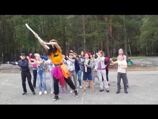 шаманский танец 7 тур клуб