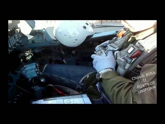 Algerian Air Force Su 30 MKA Flanker H