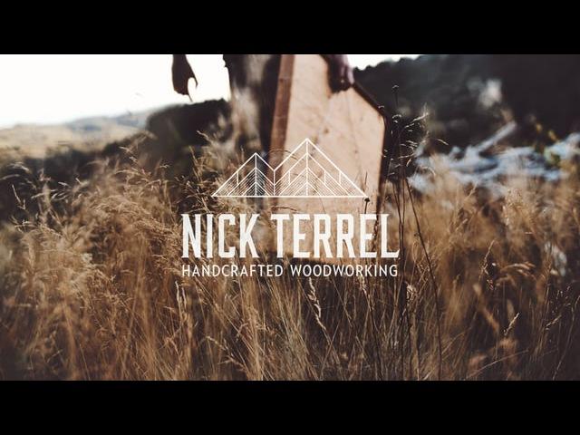 Nick Terrel Handcrafted Woodworking