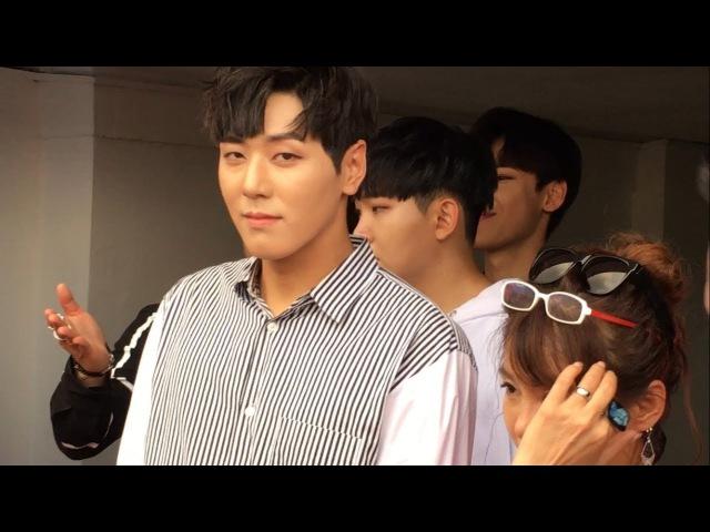 [170609] JJCC AT GANGWON DAY EVENT @THONG NHAT STADIUM
