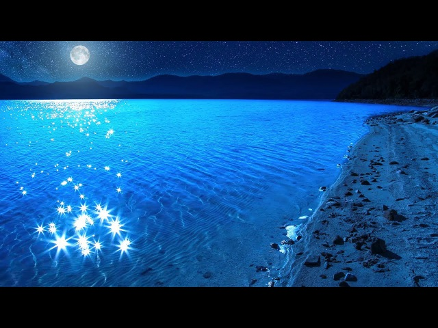 Sleep Music Dreamy Lullabies at Night with Moon Sparkles - Relaxing Music for Adults and Babies
