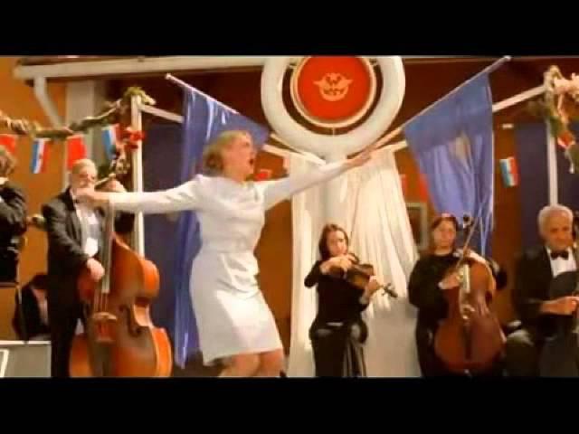Vesna Trivalic u filmu Emira Kusturice - Zivot je cudo