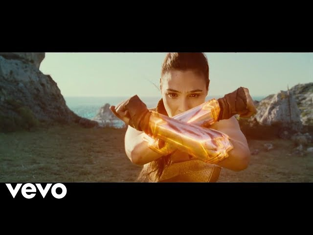 Sia - To Be Human feat. Labrinth (From Wonder Woman Soundtrack) [Music Video]