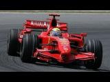 Как видит трассу пилот Формулы-1