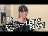 Lets Play Persona 5 With Ann Takamakis VA Erika Harlacher!