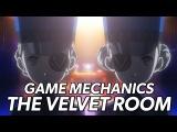 Persona 5: Game Mechanics - Velvet Room Trailer