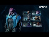 MASS EFFECT: ANDROMEDA | Characters | Official Gameplay Series - Part 2