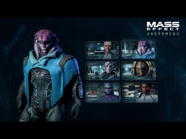 MASS EFFECT: ANDROMEDA | Combat Profiles Squads | Official Gameplay Series - Part 2