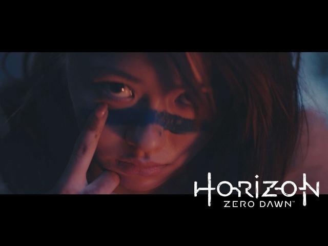 『Horizon Zero Dawn』実写プロモーションビデオ「ハンターの決意」 A SOLITARY HUNTRESS   山本 33310