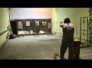 Стрельба в тире ДОСААФ Балаково. Пистолет Ярыгина Викинг