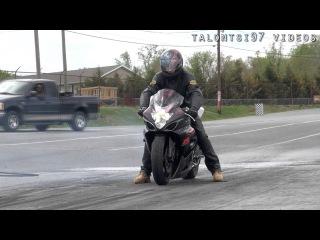 Father Son Nitrous GSXR 1000cc racing