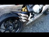 MV Agusta F3 800 - QD Exhaust Sound (NO DB Killer)