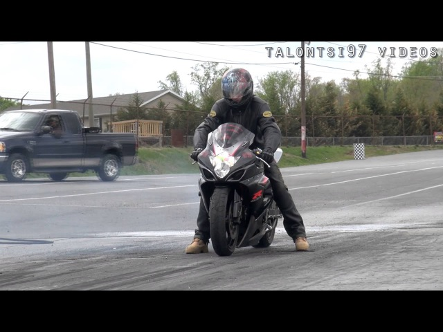 Father Son Nitrous GSXR 1000cc racing