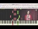 Мой маленький оркестр - А.Кошмал (т/с Сваты ) (Ноты для фортепиано) (piano cover)